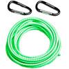 """Swimmrunners Support Pull Belt Cord DIY 5m Neon Green"""